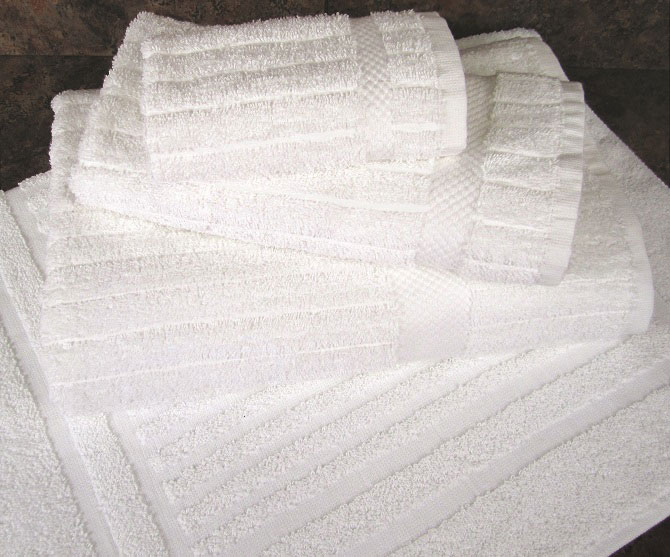 1888 Mills Textura Bath Towel