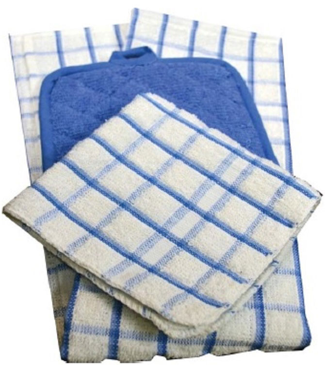 Dishcloths And Kitchen Towels By Ganesh Mills