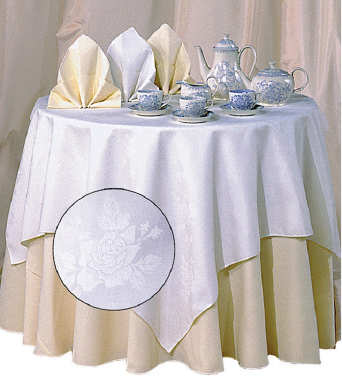 Victorian Damask Tablecloths By Tablecloth Company