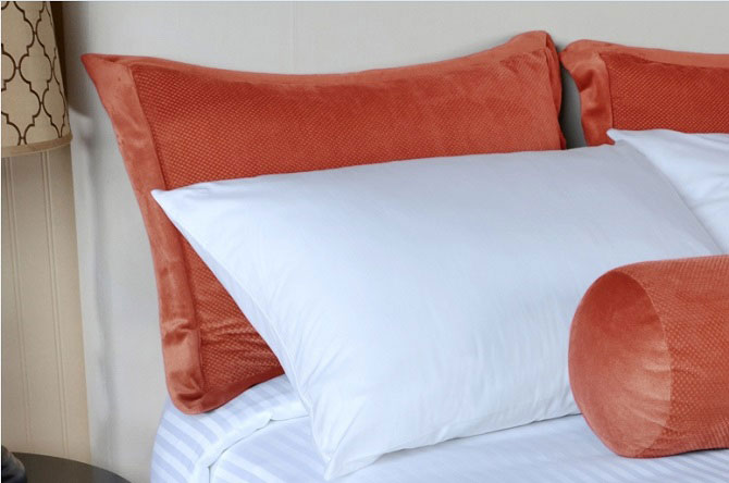 Opulence Pillow Shams By Berkshire Blanket
