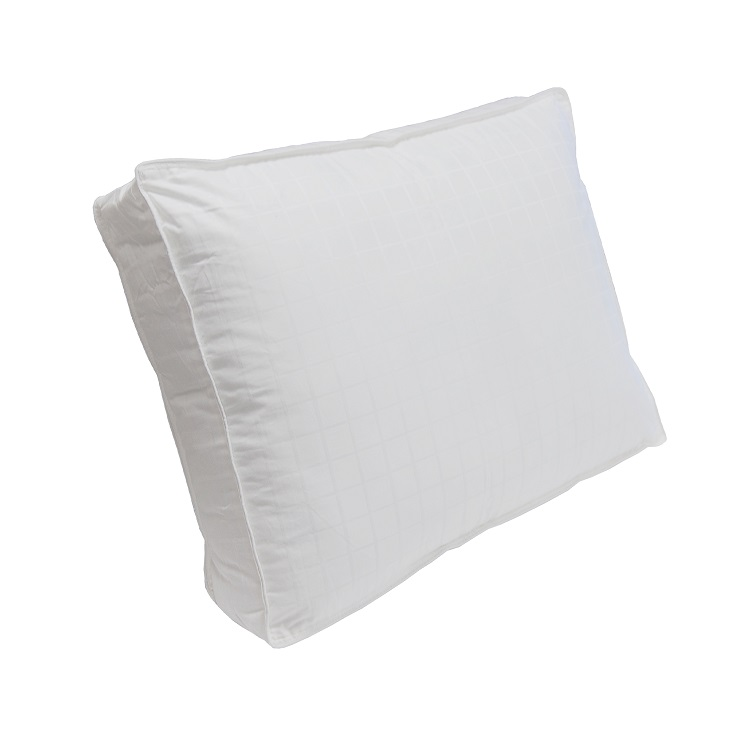 pillow side view. beyond down side sleeper pillow by carpenter view t