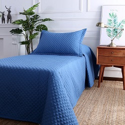 Radiance Diamond Quilt Bedspread by Berkshire Hospitality