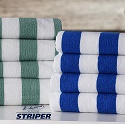 Striper Pool Towel