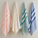 Martex Tropial Stripe Pool Towels - Wholesale Hotel Supply Company