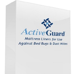 Active Guard Mattress Liner by Hospi-tel